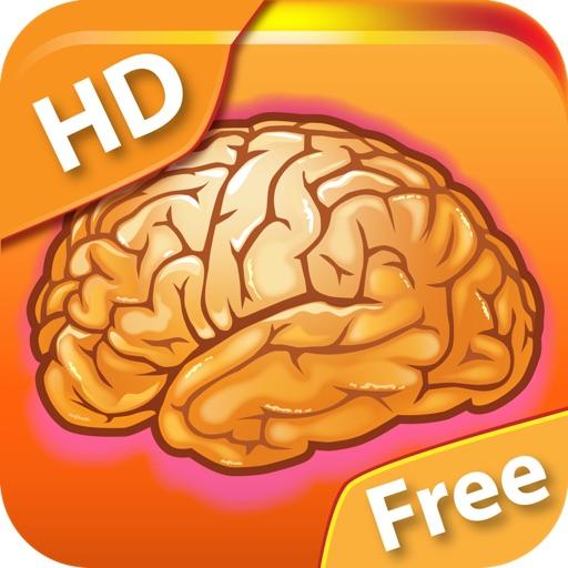 Мозготренер HD Free - Игры для развития мозга: памяти, реакции, восприятия и других интеллектуальных способностей