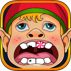 Activities of Elf Dentist - animal prince of the forest needs new teeth