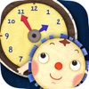 Charlie Jumped out of the Clock - Learning Story - iPadアプリ