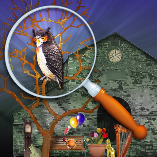 Mystery Town - Fun Seek and Find Hidden Object Puzzles icon
