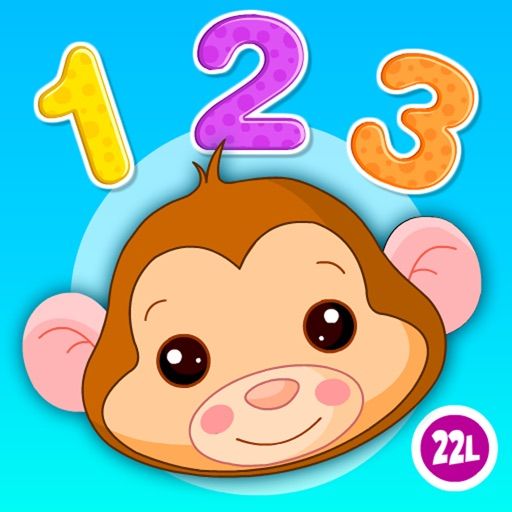 Preschool Math · Basic Skills School: Learn Numbers, TeachMe Shapes and Toddler Counting 123: Fun Preschool and Kindergaten Learning Games Puzzle Matching Adventure with Abby Monkey® For Curious Child