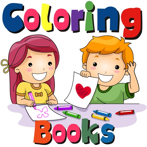 Color Me - Fun Coloring App Free coloring books for kids