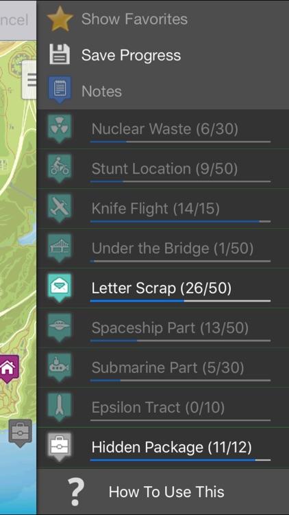 Interactive Map for GTA 5 - Unofficial screenshot-3