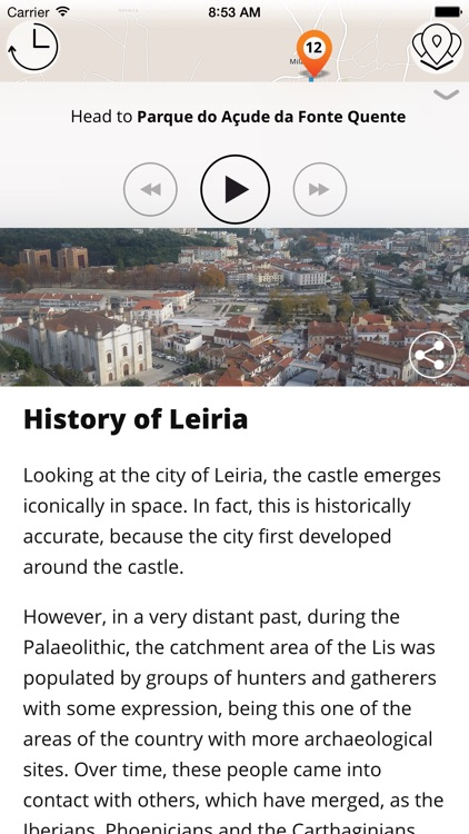 Leiria - City Guide screenshot-4