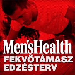 Men's Health fekvőtámasz edzésterv