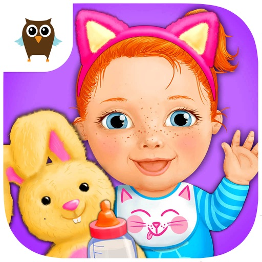 Sweet Baby Girl Daycare 3 - Kids Game
