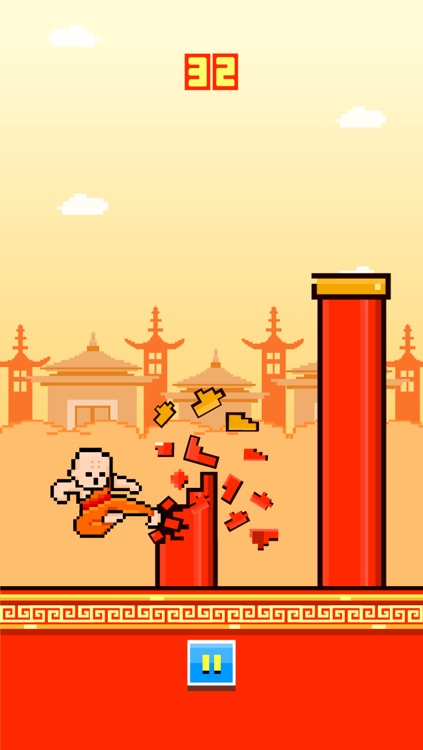 Tiny Monk Fight - Play Free 8-bit Retro Pixel Fighting Games
