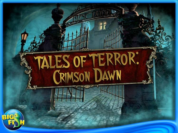 Tales of Terror: Crimson Dawn HD - A Hidden Object Adventure screenshot-4