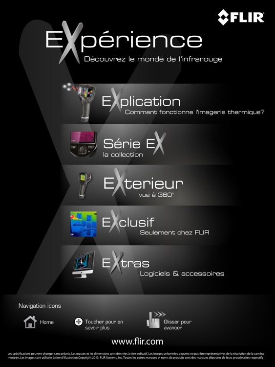 FLIRExperience - FRANCAIS screenshot-1