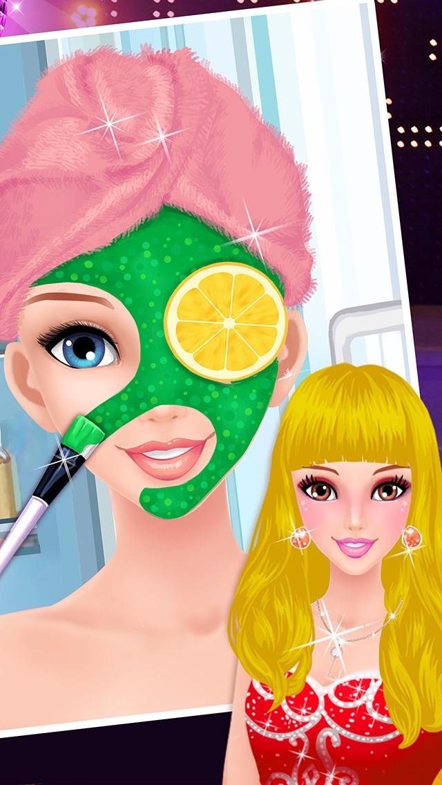 Prom Salon Spa - Girls Gamesのおすすめ画像1