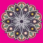 Adult Coloring Book Pags icon