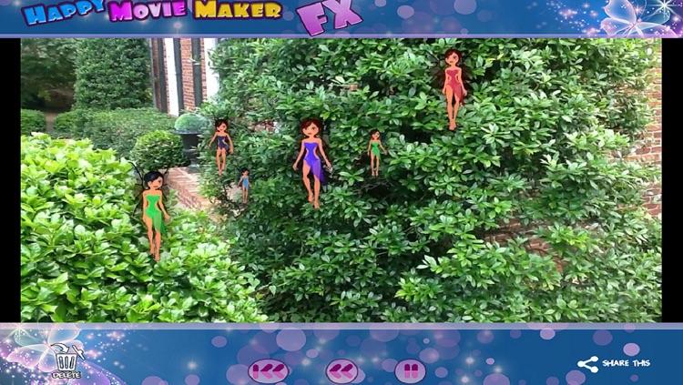 Happy Movie Maker FX screenshot-3