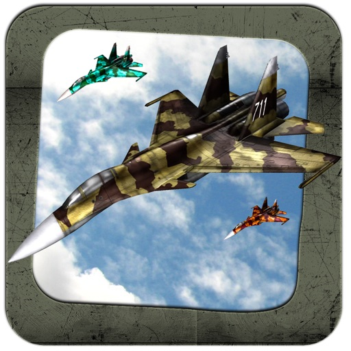 A Fighter Jet Attack Game Pro icon