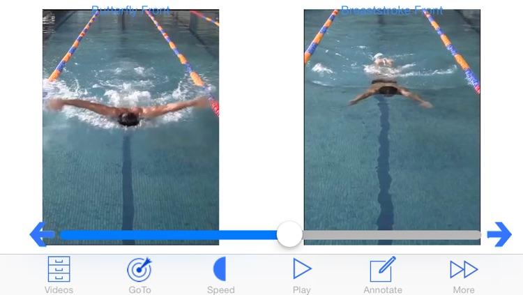 Swim Coach Plus screenshot-3