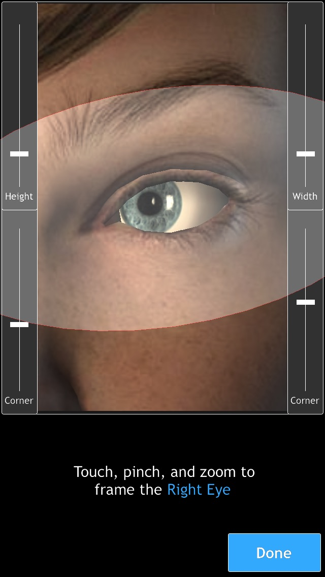 Screenshot for Morfo 3D Face Booth in South Africa App Store