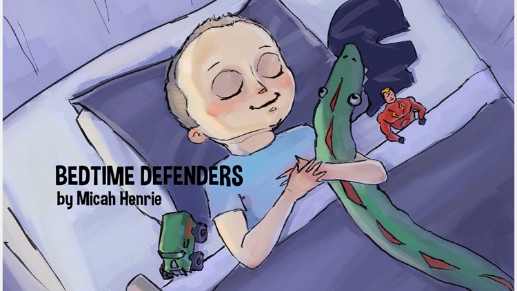 Bedtime Defenders Interactive Storybook HD