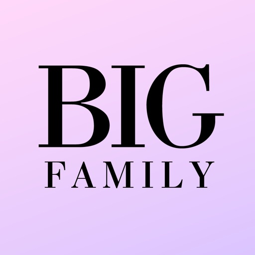 Big Family — all family related news in one place