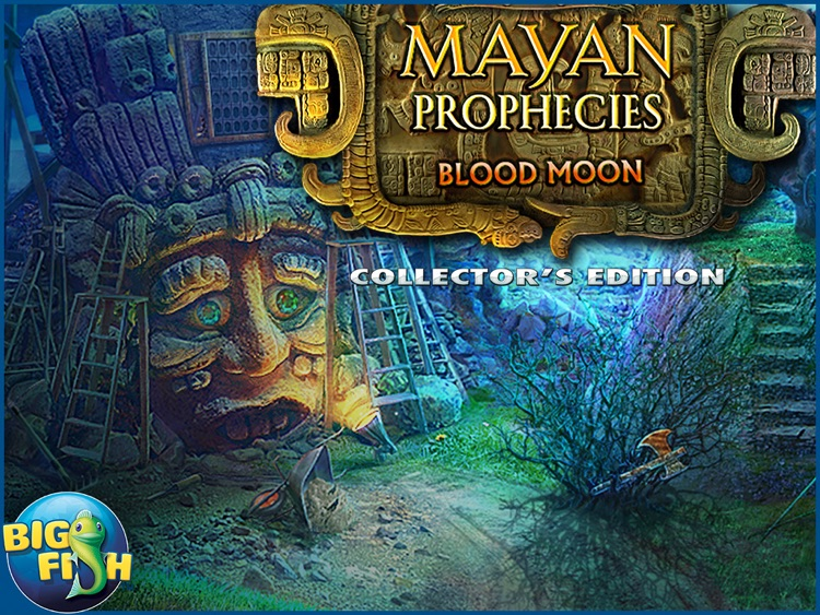 Mayan Prophecies: Blood Moon HD - A Hidden Object Adventure (Full) screenshot-4