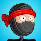 Ninja Shuriken Vault Platform Training icon
