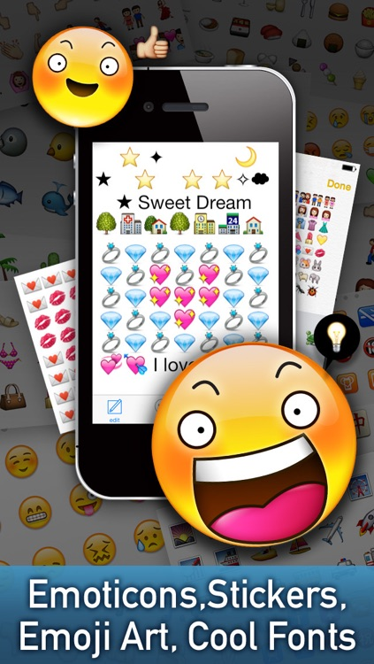 Emoji Keyboard + CoolText Free