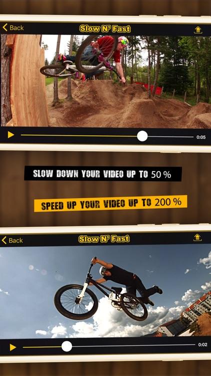 Slow N' Fast Video