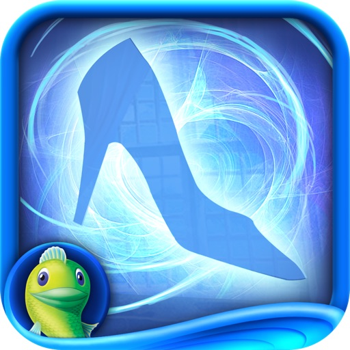 Detective Quest: The Crystal Slipper HD - A Hidden Object Adventure icon