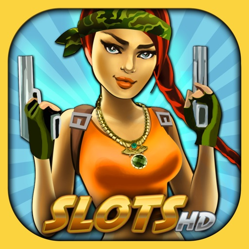 Ace Vegas Slots - Lucky Raiders of Lost Temple Booty Jackpot Casino Slot Machine Games HD icon