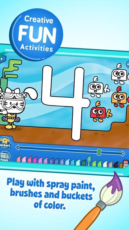 Wubbzy's 123 Learn & Play screenshot-3