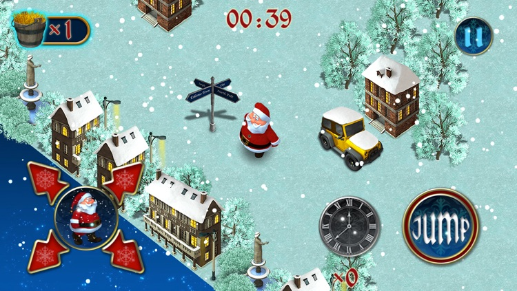 Santa's Reindeer Hunt 2 - Mega 3D Christmas Maze screenshot-0