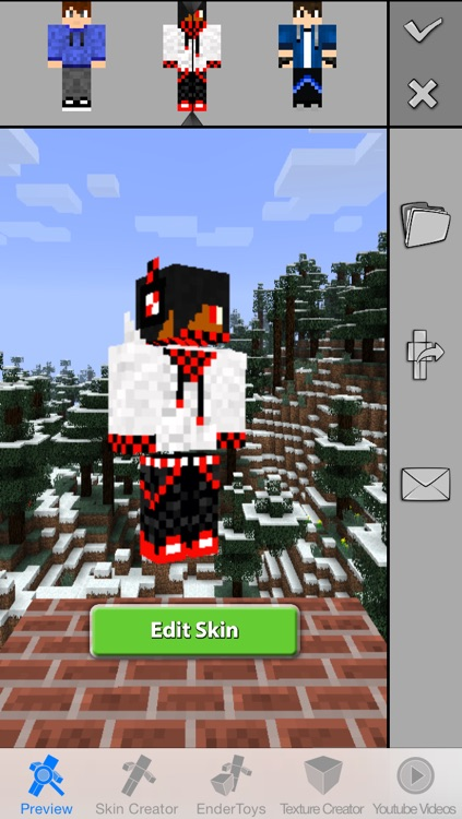 Boy Skins Pro for Minecraft Game Textures Skin