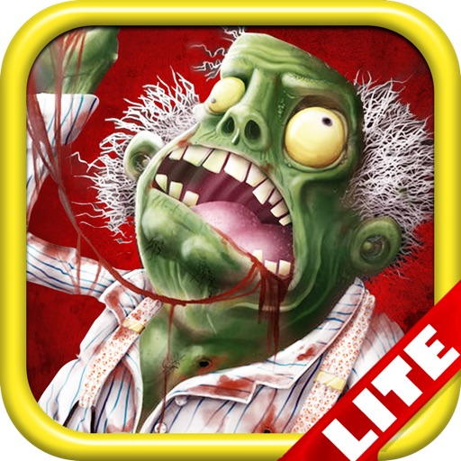 A Zombie Office Race - The Crazy Escape Game LITE Edition ! icon