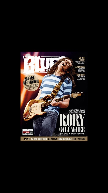 The Blues Magazine