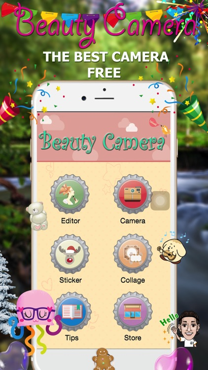 Wonder Photo - Beaty Camera - Collage Maker - Beauty photo Makeup