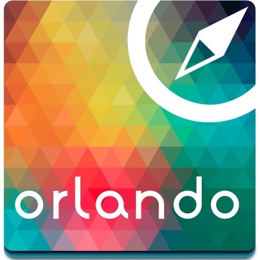 Orlando & Walt Disney World Resort offline map, guide, hotels