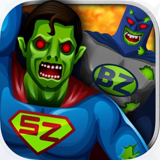 зомби супергероя Перейти гонку за свободу - Бесплатные игры (Zombie Superhero Jump Race for liberty)