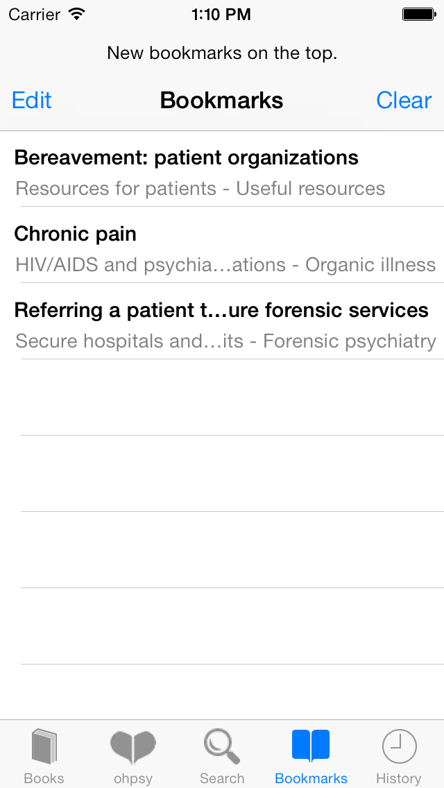 点击获取Oxford Handbook of Psychiatry