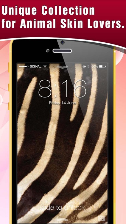 Skin My Phone! HD Animal Print Wallpapers,Backgrounds,Themes screenshot-4