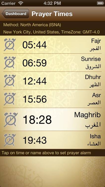 iMuslim - Prayer, Qibla & Quran