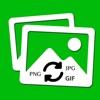 Image Converter - Image to PNG, JPG, JPEG, GIF, TIFF