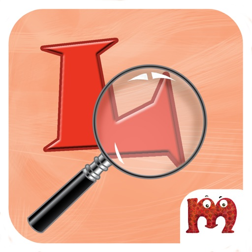 Lost Letters - Toddlers Learn Letters Playing As Detectives - Free EduGame under Early Concept Program icon