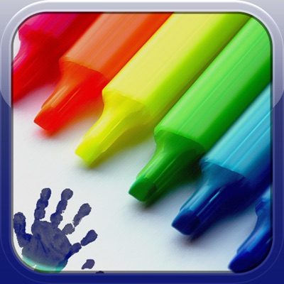 Play and Learn Colors - A Toddler Flashcard Game ios app