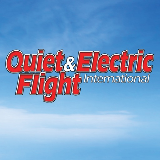 Quiet & Electric Flight - The Worlds Best Radio Control Electric and Gliding magazine icon