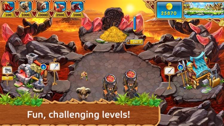Farm Frenzy: Viking Heroes (Free) screenshot-3
