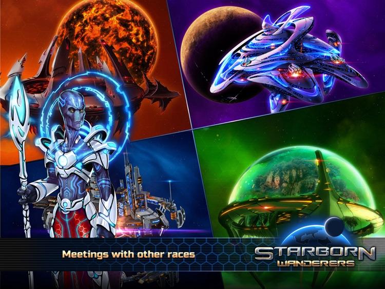 Starborn Wanderers HD screenshot-4