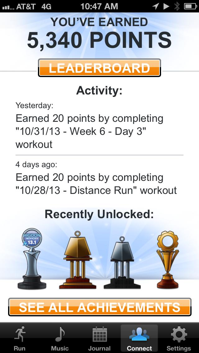 Run for God 5K Challenge app image