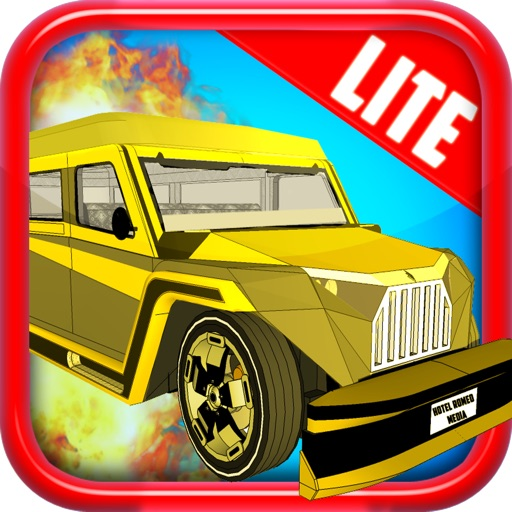 A Turbo School Bus Skills Warrior Battle of the Mad High Speed Trucker Baron LITE - FREE Racing Game