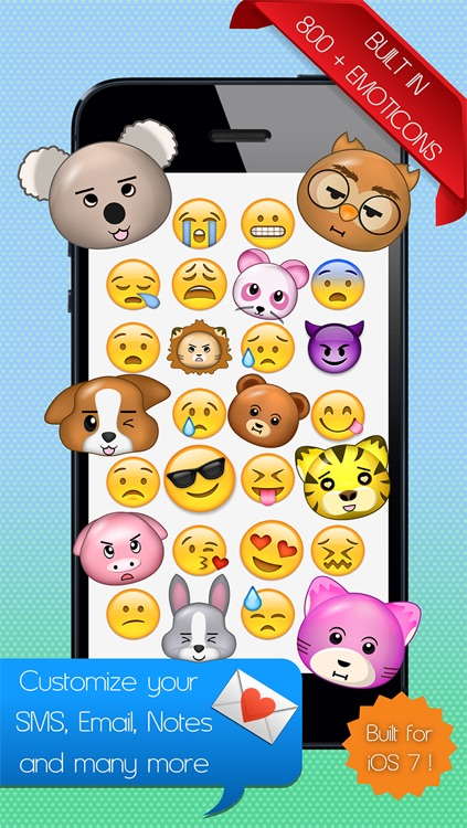 BigMojis Free - Very Large Emoji Stickers screenshot-1