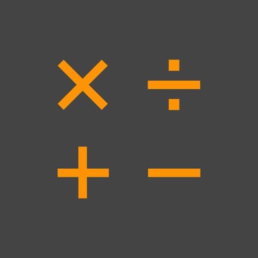 Cruncher - Часы-Калькулятор