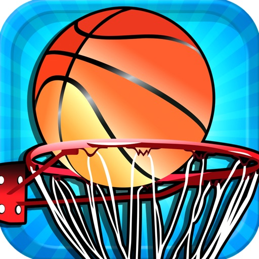 A Basketball Goal Flick It Superstar Free Game