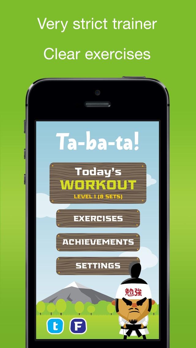 Tabata! Daily 4-Minute Workoutsのおすすめ画像4